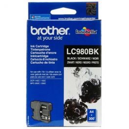 Cartuccia Originale Brother Nero LC980BK